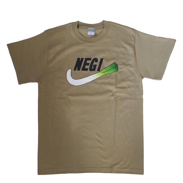 オリジナルTシャツ「NEGI」